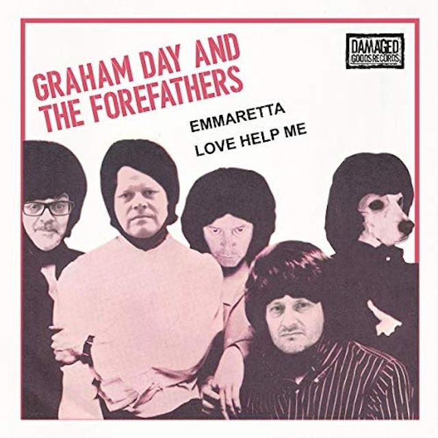 Graham Day & Forefathers EMMARETTA Vinyl Record