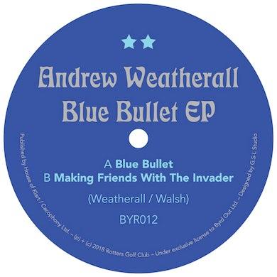 Andrew Weatherall BLUE BULLET Vinyl Record