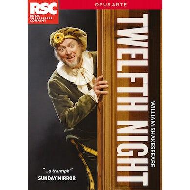 TWELFTH NIGHT DVD