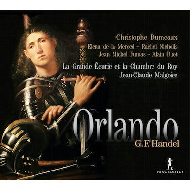 Handel ORLANDO CD