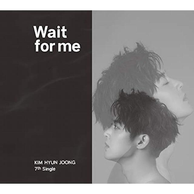Kim Hyun Joong WAIT FOR ME (VERSION A) CD