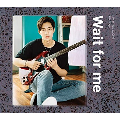 Kim Hyun Joong WAIT FOR ME (VERSION B) CD