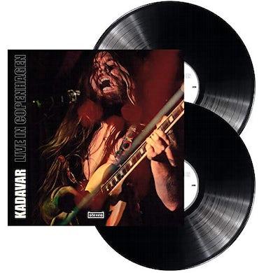 Kadaver ROUGH TIMES / LIVE IN COPENHAGEN: TOUR EDITION Vinyl Record