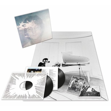 John Lennon IMAGINE: THE ULTIMATE MIXES Vinyl Record