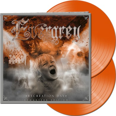 Evergrey RECREATION DAY (REMASTERS EDITION) Vinyl Record