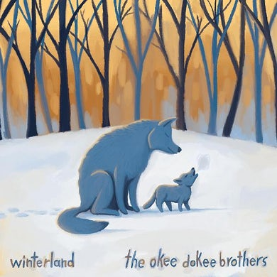 Okee Dokee Brothers WINTERLAND Vinyl Record