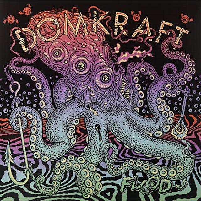 DOMKRAFT FLOOD Vinyl Record