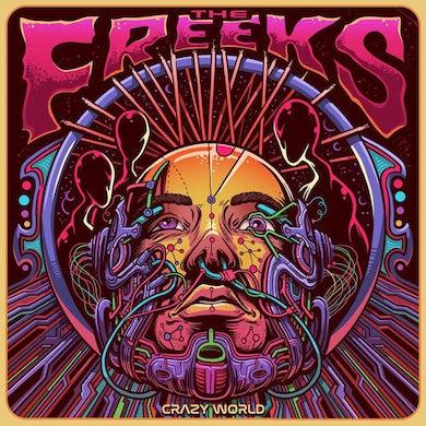 Freeks CRAZY WORLD CD