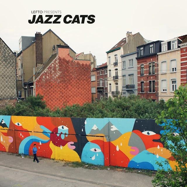 Lefto PRESENTS JAZZ CATS CD