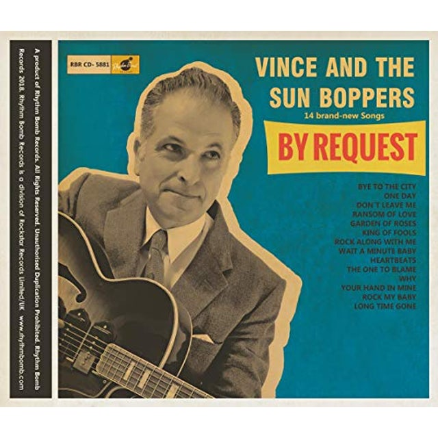 Vince & The Sun Bopp