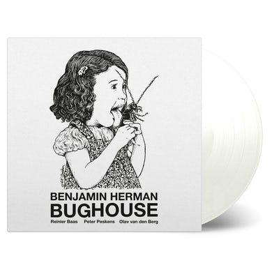 Benjamin Herman BUGHOUSE Vinyl Record