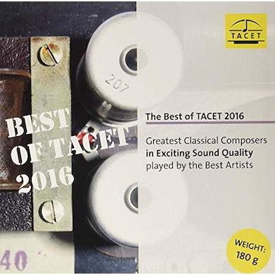 Beethoven / Stuttgart Chamber Orch / Gaede BEST OF TACET 2016 Vinyl Record