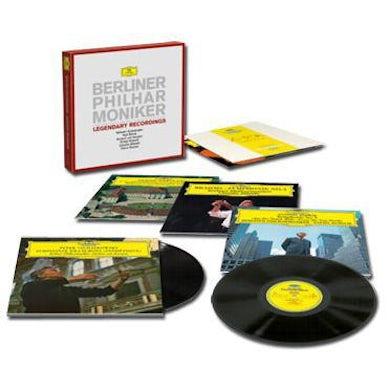 BERLINER PHILHARMONIKER LEGENDARY RECORDINGS Vinyl Record Box Set