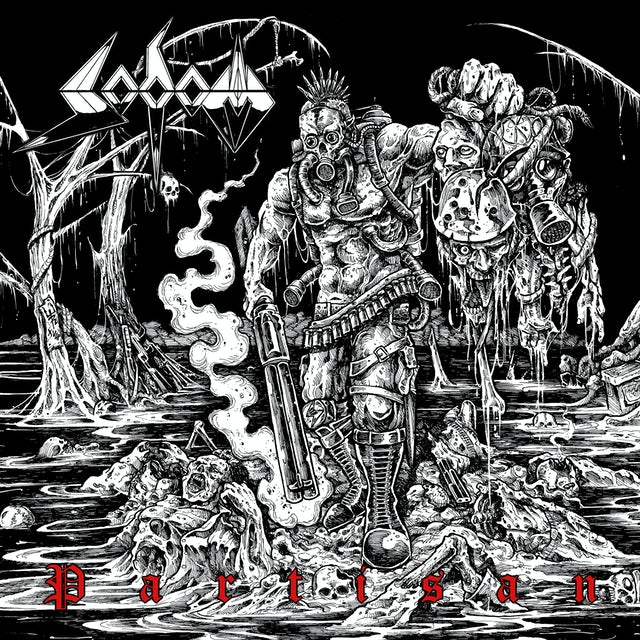 Sodom PARTISAN Vinyl Record