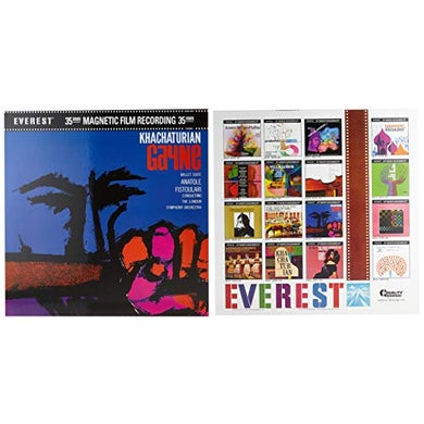 Fistoulari GAYNE BALLET SUITE Vinyl Record