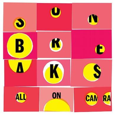 Sun Breaks ALL ON CAMERA (ELECTRIC BLUE VINYL) Vinyl Record