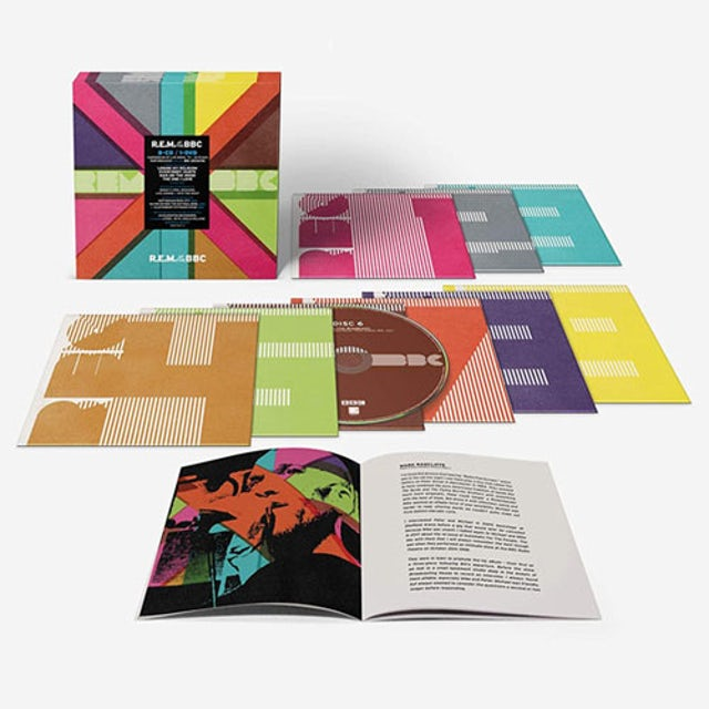 BEST OF R.E.M. AT THE BBC CD
