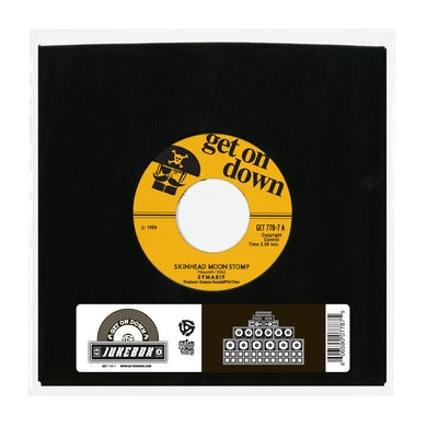 Symarip SKINHEAD MOONSTOMP / MUST CATCH A TRAIN Vinyl Record