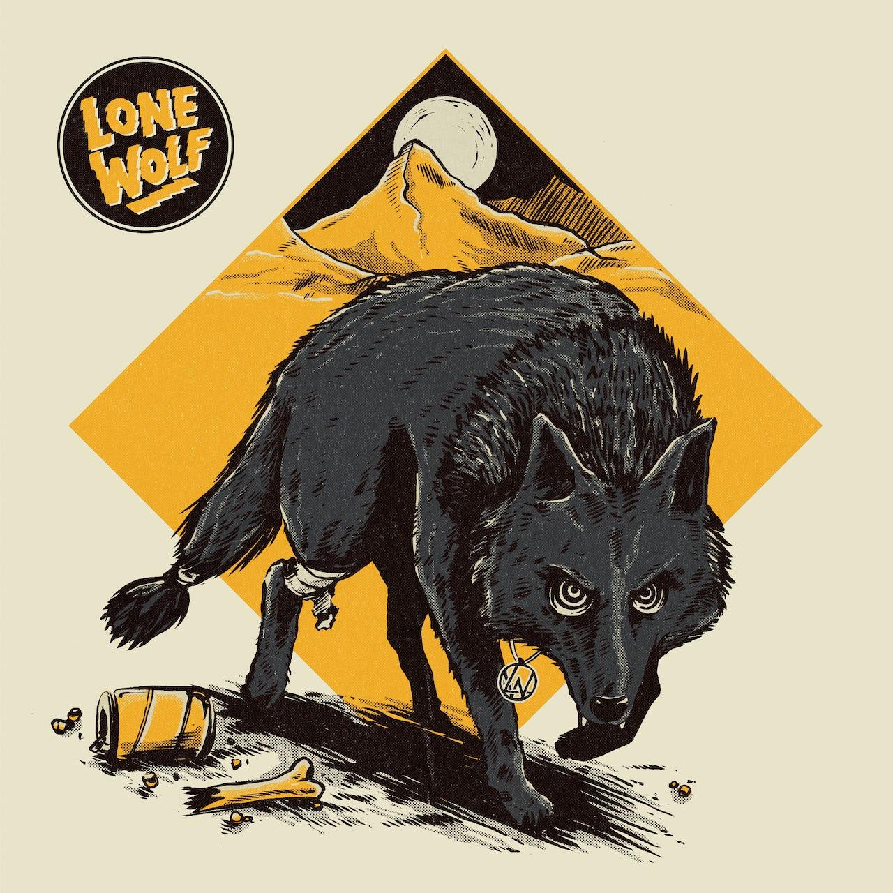 Lone Wolf Vinyl Record