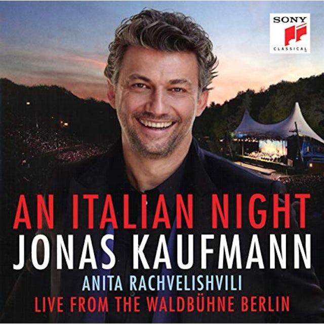 Jonas Kaufmann AN ITALIAN NIGHT: LIVE FROM THE WALDBUHNE BERLIN CD
