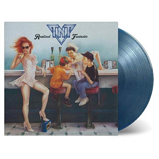 Tnt REALIZED FANTASIES Vinyl Record