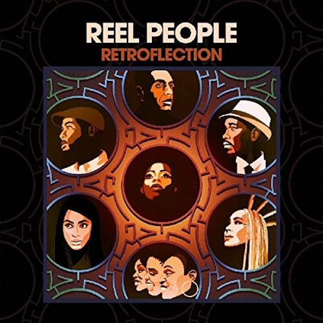 Reel People RETROFLECTION Vinyl Record