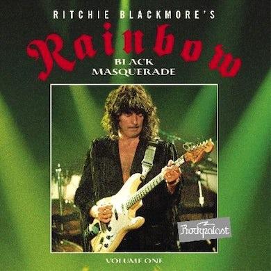 Rainbow ROCKPLAST 1995 - BLACK MASQUERADE 1 Vinyl Record