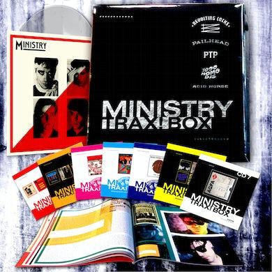 Ministry TRAX! BOX CD