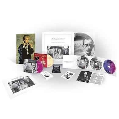 Howard Jones HUMAN'S LIB CD