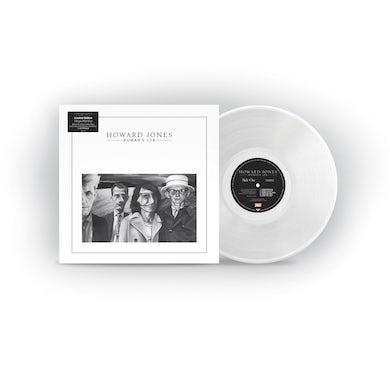 Howard Jones HUMAN'S LIB Vinyl Record