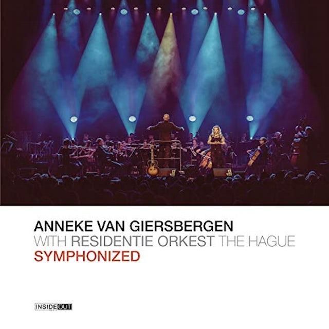 Anneke Van Giersbergen SYMPHONIZED Vinyl Record