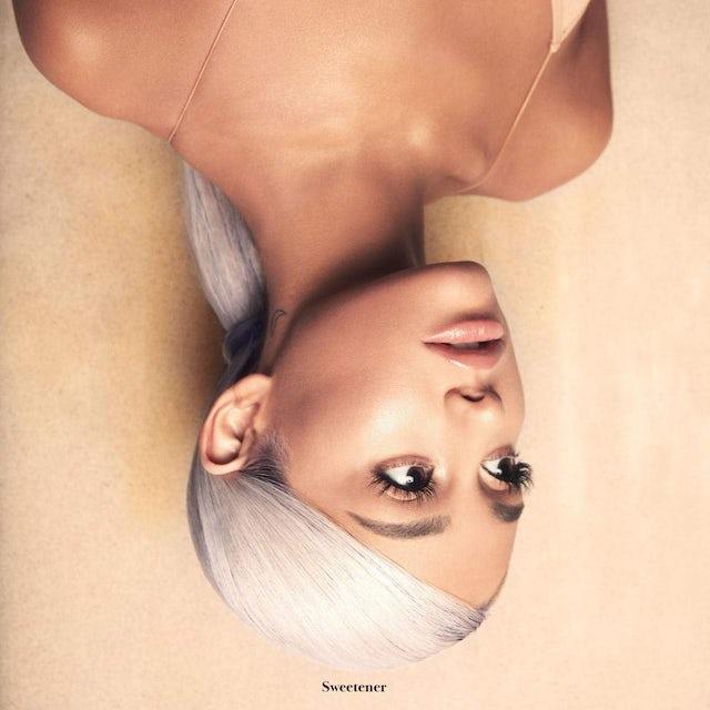 Ariana Grande SWEETENER - UK Import Double Vinyl LP Record