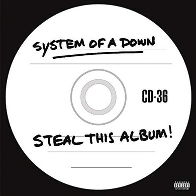 System Of A Down STEAL THIS ALBUM Vinyl Record