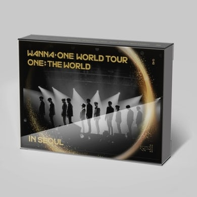 Wanna One WORLD TOUR ONE: THE WORLD IN SEOUL DVD