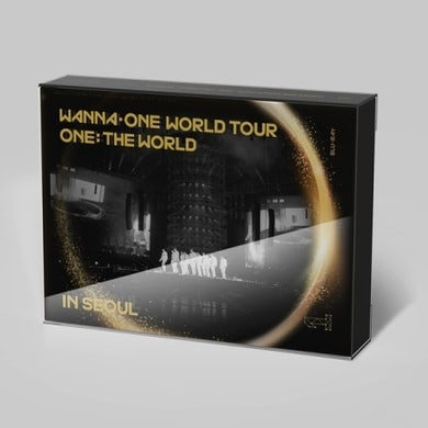 Wanna One WORLD TOUR ONE: THE WORLD IN SEOUL Blu-ray