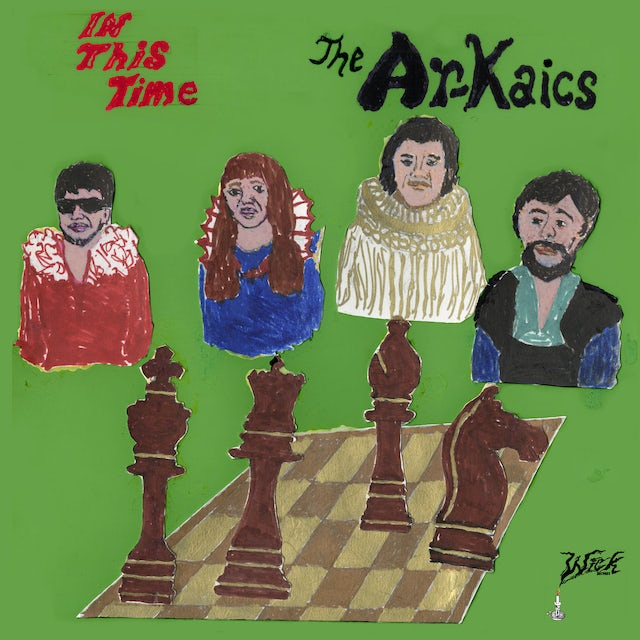 Ar-Kaics IN THIS TIME CD