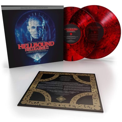 "HELLBOUND: HELLRAISER II ""30TH ANNIVERSARY Vinyl Record"
