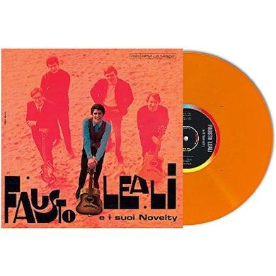 Fausto Leali / I Suoi Novelty FAUSTO LEALI E I SUOI NOVELTY Vinyl Record