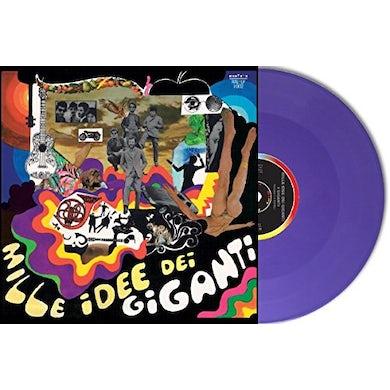 MILLE IDEE DEI GIGANTI Vinyl Record