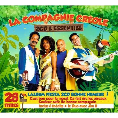 La Compagnie Creole L'ESSENTIEL CD