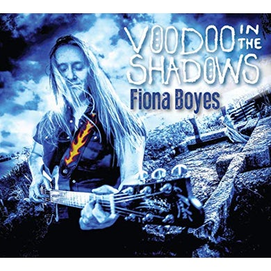 Fiona Boyes VOODOO IN THE SHADOWS CD