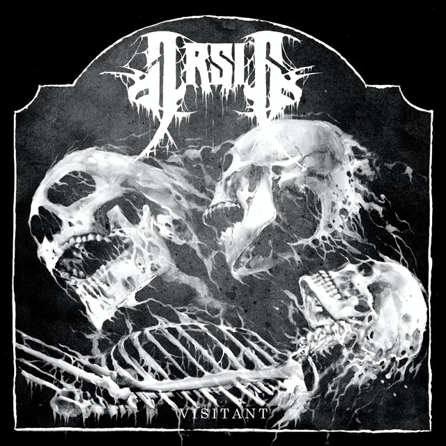 Arsis VISITANT CD