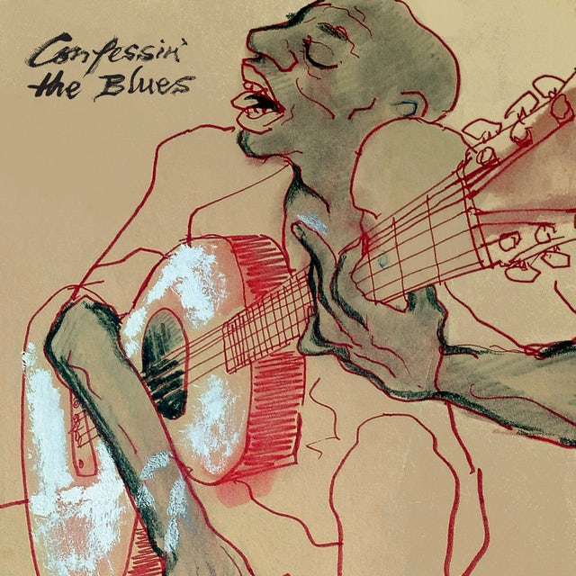 Confessin' The Blues CD