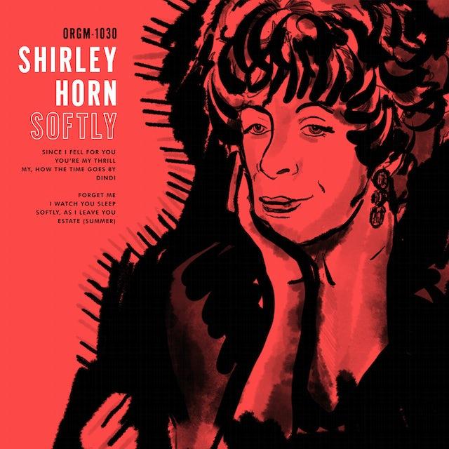 Shirley Horn SOFTLY Vinyl Record