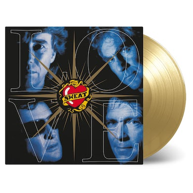 Golden Earring LOVE SWEAT - Limited Edition 180 Gram Gold Colored Vinyl Record