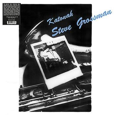 Steve Grossman KATONAH Vinyl Record