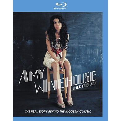 Amy Winehouse BACK TO BLACK Blu-ray