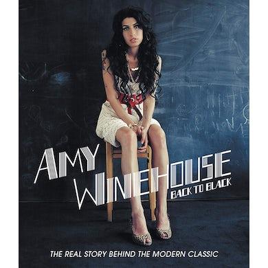 Amy Winehouse BACK TO BLACK DVD