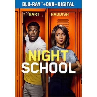 NIGHT SCHOOL Blu-ray