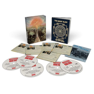 The Moody Blues IN SEARCH OF THE LOST CHORD (50TH ANNIVERSARY) CD